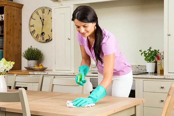 Как делается уборка